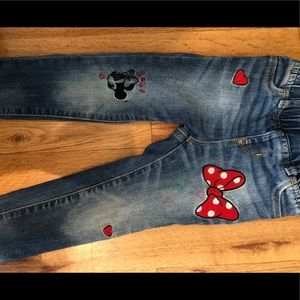 Disney Bluejeans